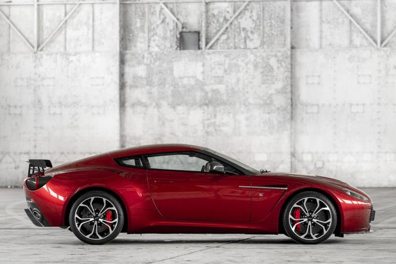 Vantage: Sports Car Superiority For 70 Years