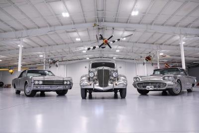 Selling without reserve at Worldwide's Auburn Auction – the historic Stainless Steel Trifecta