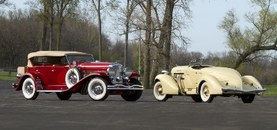 AUCTIONS AMERICA ANNOUNCES A COMPLETE ACD LINEUP FOR ITS FLAGSHIP AUBURN FALL EVENT