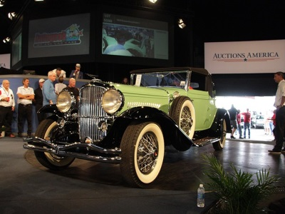 Auctions America Continues Auburn Fall Labor Day Tradition With $19.2 Million Weekend