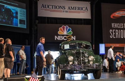 Auctions America Posts Record Results and Attendance at Auburn Spring