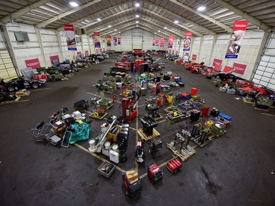 Full Speed To Auburn Spring: Thrilling Race Car Collection Joins Starting Grid For Auctions America'S Indiana Sale