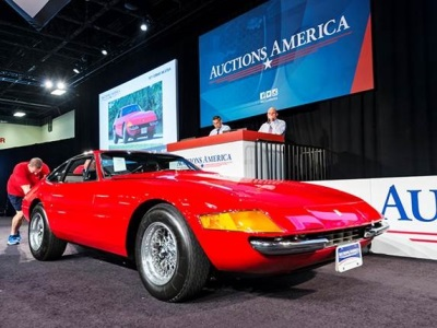 AUCTIONS AMERICA KICKS OFF ITS 2016 SEASON WITH $20 MILLION IN SALES AND 40 PERCENT NEW BIDDERS AT FORT LAUDERDALE