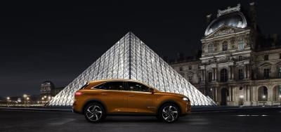 'Audacity Drives To Excellence' - The DS 7 Crossback Launch Campaign