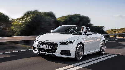 AUDI ANNOUNCES PRICING FOR THE ALL-NEW TT MODEL LINE