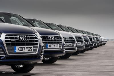 Audi Closes 2017 With New Record-Breaking Sales Result