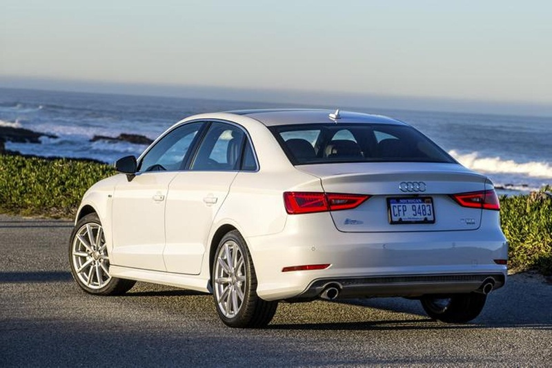 All-new Audi A3 earns IIHS Highest Rating of TOP SAFETY PICK+
