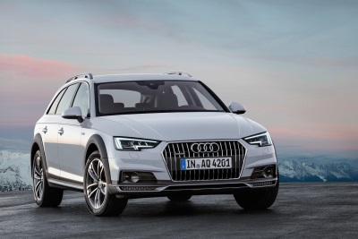 2017 Audi A4 allroad coming this fall