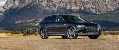 2018 Audi A4 Allroad Named 2017 ALG Residual Value Award Recipient In Premium Midsize Segment