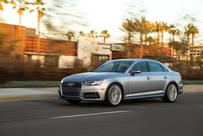 Audi A4 Named 2018 Cars.Com Luxury Car Of The Year