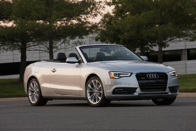 2013 Audi A5 Named #1 Aspirational Luxury Car in AutoPacific's 2013 Ideal Vehicle Awards