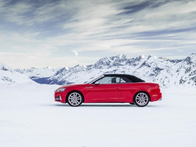 Open-Air Audi A5 And S5 Now Available To Order In The UK
