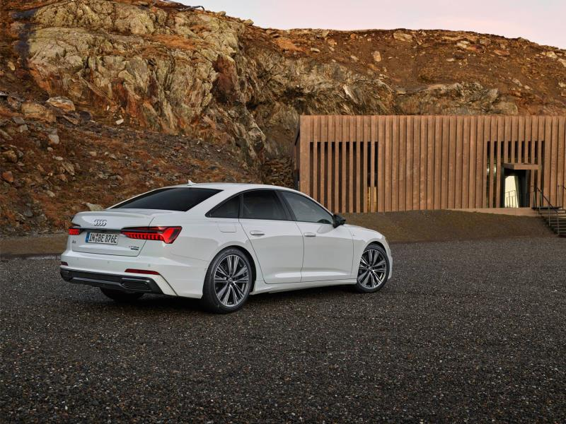 The Less Taxing Route To Refinement – The New Audi A6 50 Tfsi E Plug-In Hybrid