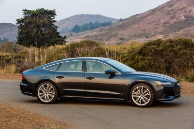 2019 Audi A7 Receives Kelley Blue Book 'Best Resale Value' Award In Luxury Car Category