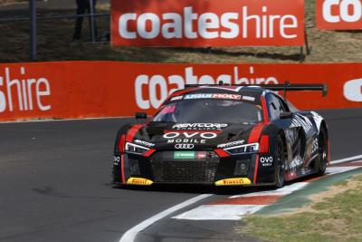 Third Audi Victory In Bathurst 12 Hour