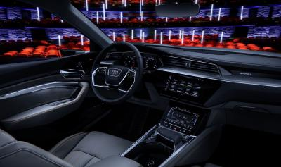 Inside Story: A First Look At The Interior Of The Audi E-Tron Prototype
