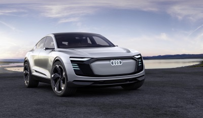 The architecture of e mobility: Audi e-tron Sportback concept
