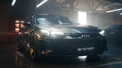 An Electrifying Future Awaits In Audi Game Day Spot