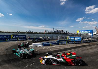 Runner-Up Title And Victory In The Finale For Audi In Formula E