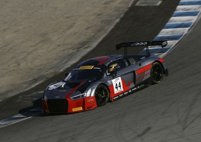 Audi Defends Title In Intercontinental GT Challenge