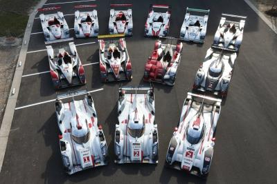 Audi Celebrates The Twentieth Anniversary Of Its First Le Mans 24 Hour Race Win – 17-18 June 2000