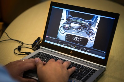 AUDI PARTNERS WITH LINCOLN TECH TO TRAIN SERVICE TECHNICIANS