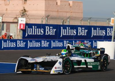 Tough Day For Audi In Marrakesh