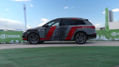 AUDI AND NVIDIA JOIN FORCES TO BRING Q7 DEEP LEARNING CONCEPT TO CES 2017