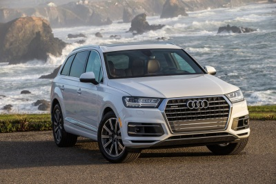 Audi Of America Sets October Sales Record Driven By Consumer Demand For The Q7 And New Q5