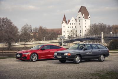 Sparking A Revolution – New Audi Plug-In Hybrid Models Built On Three Decades Of Expertise