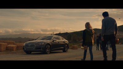 Audi Drives Progress In Game Day Spot With Universal Appeal