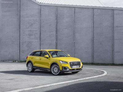 Quattro Times Two – Audi Expands The Q2 All-Wheel Drive Line-Up
