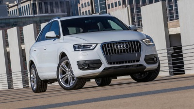 2015 AUDI Q3 ACHIEVES TOP RATING FOR SMALL PREMIUM SUV IN POWER RANKINGS