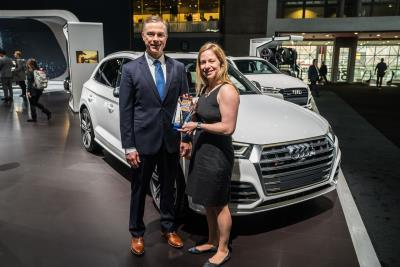2018 Audi Q5 And A6 Named '2018 Best Cars For Families' In Their Classes By U.S. News & World Report