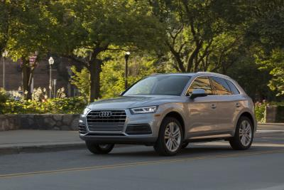 2018 Audi Q5 Named One Of Autotrader's '10 Best Car Interiors'