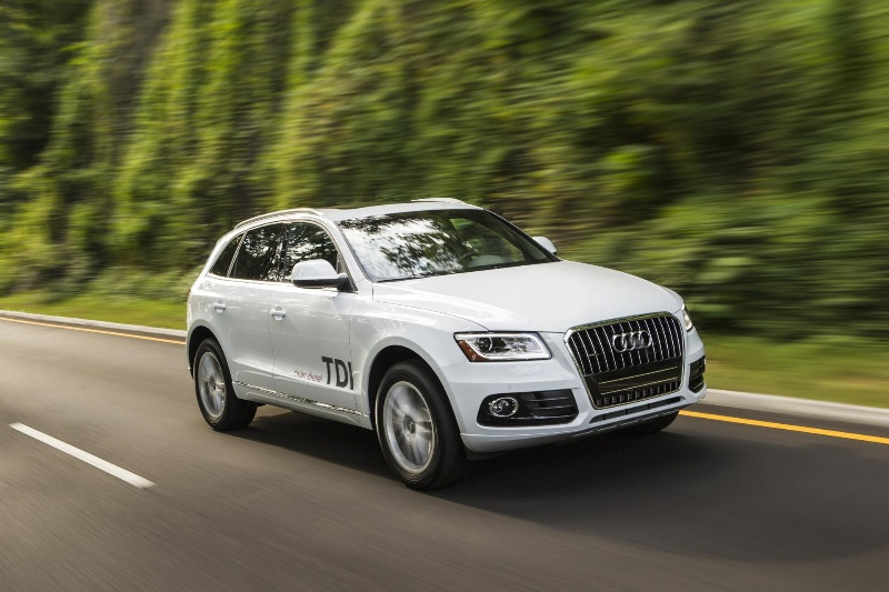 Audi Q5 Named Best Luxury Compact Suv For Families By U S N
