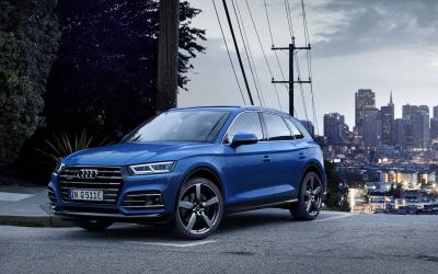 New Audi Q5 TFSi E Leads The Brand's Plug-In Hybrid Charge