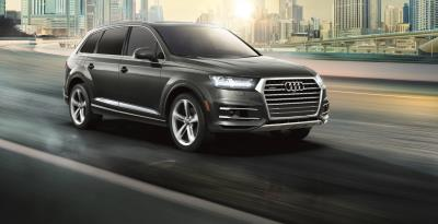 Audi Q7 Earns 2019 Car And Driver '10Best Truck & SUV Of The Year' Award For Third Consecutive Year