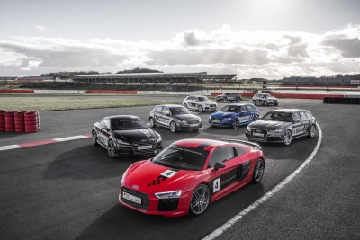 ALL-NEW AUDI R8 SPEARHEADS 2016 AUDI DRIVING EXPERIENCE AT SILVERSTONE