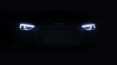 Audi Of America Announces 2018 R8 V10 Plus Will Feature Standard Laser Lights