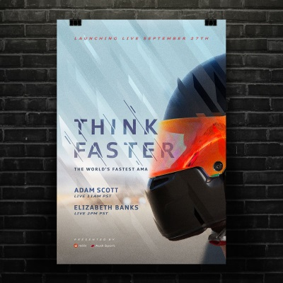 Audi Collaborates With Reddit For First Livestreamed, In-Motion AMA Series, 'Think Faster'