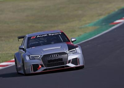 Audi Fields Four RS 3 LMS In The 2019 FIA WTCR