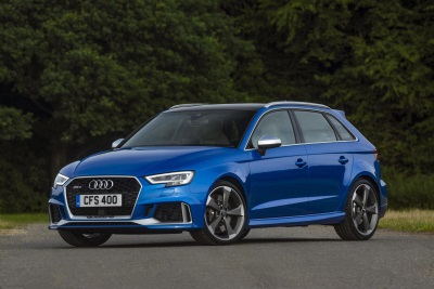 The Pacesetters From Audi Sport – New 400PS RS 3 Saloon And Sportback Now Available