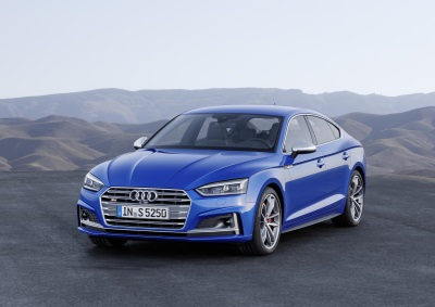 2018 S5 Sportback Leads Segment In Performance While Offering Refined Design And Functionality