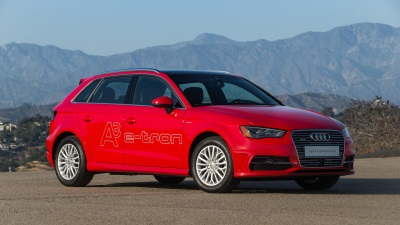AUDI SPONSORSHIP OF THE 67TH EMMY® AWARDS TO FEATURE AUDI A3 SPORTBACK E-TRON® PLUG-IN HYBRID