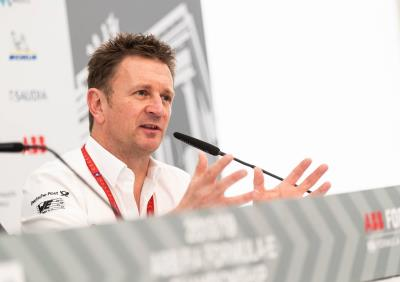 Audi Sport Formula E Team Principal Allan Mcnish On The Future Direction Of Motorsport