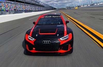 Audi Sport RS 3 LMS Makes U.S. Racing Debut At VIR In The Pirelli World