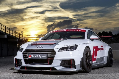 Audi Sport TT Cup As Six-Pack At DTM