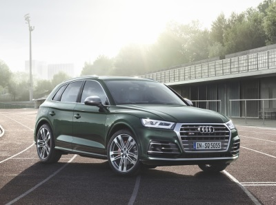 All-New Audi SQ5 Ready To Retake The Lead In The UK