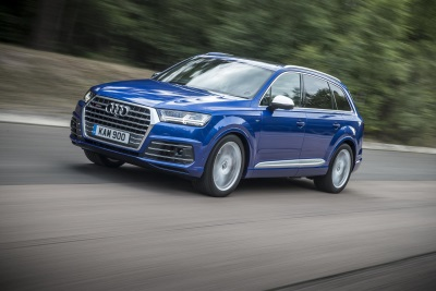 ORDER BOOKS OPEN FOR THE AUDI SQ7 TDI – THE UK'S FASTEST, MOST POWERFUL DIESEL SUV